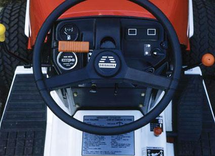 GT161 - Lawn & Garden Tractor - | IHI Shibaura Machinery Corporation