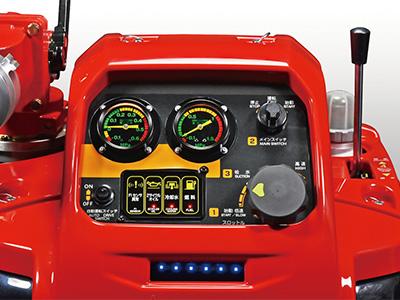 背面透光式圧力・連成計/ダンパー式圧力計・連成計